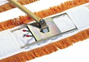 "Handle and frame for Dust Beater ""V"" sweeper"